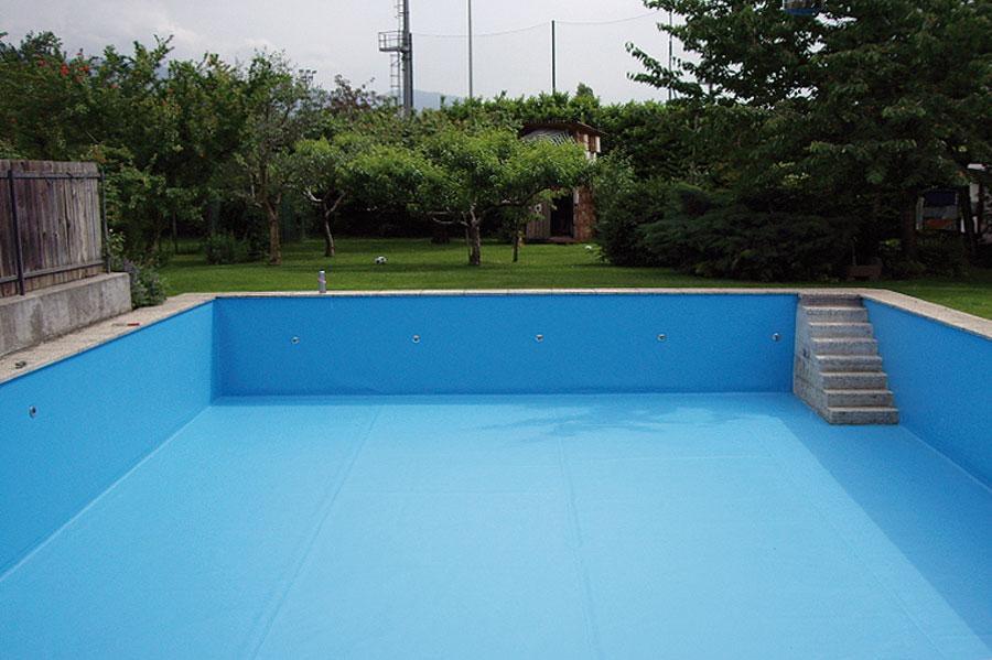 Piscine impermeabili con eleganza pichler a srl for Allergia al cloro delle piscine